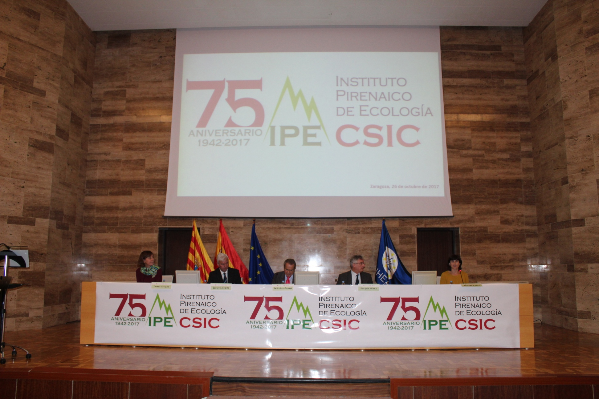 75 Aniversario IPE 1