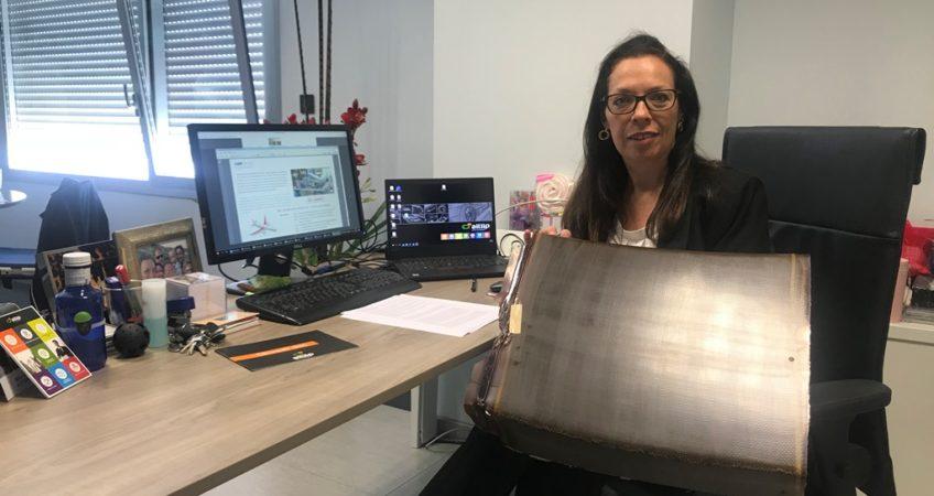 Berta Collado Aitiip proyecto 'Bizente' 1