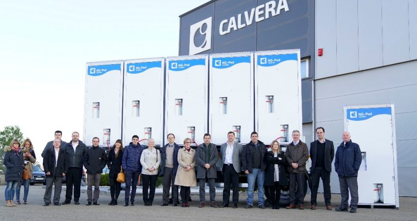 CALVERA Group Scotland trade mission web