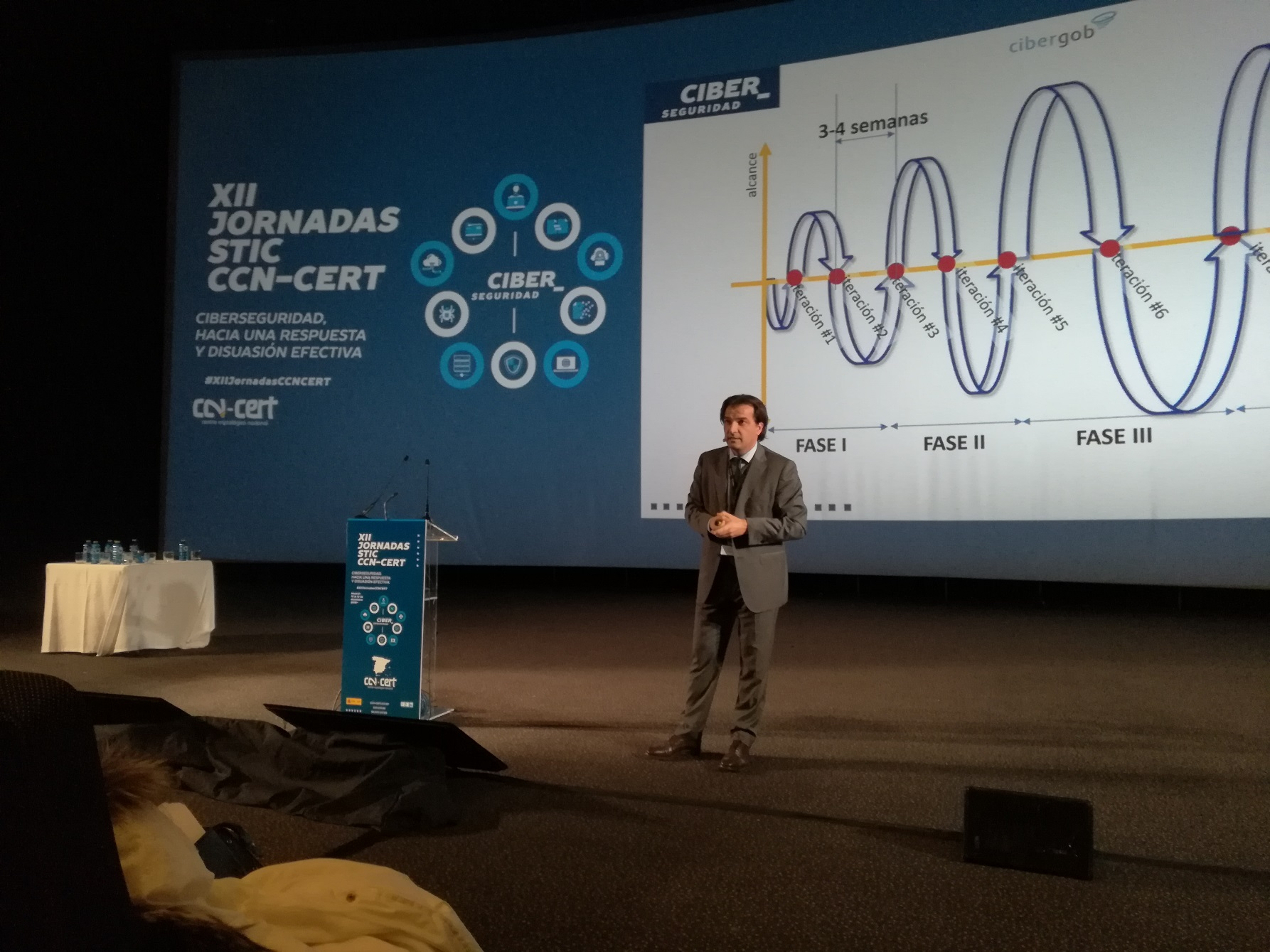 CiberGob jornadas CCN-CERT