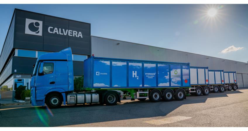 Calvera-comercializa-con-éxito-en-Europa-un-nuevo-modelo-de-camión-para-el-transporte-de-hidrógeno