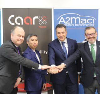 Foto CAAR Congreso Vehículo Eléctrico web