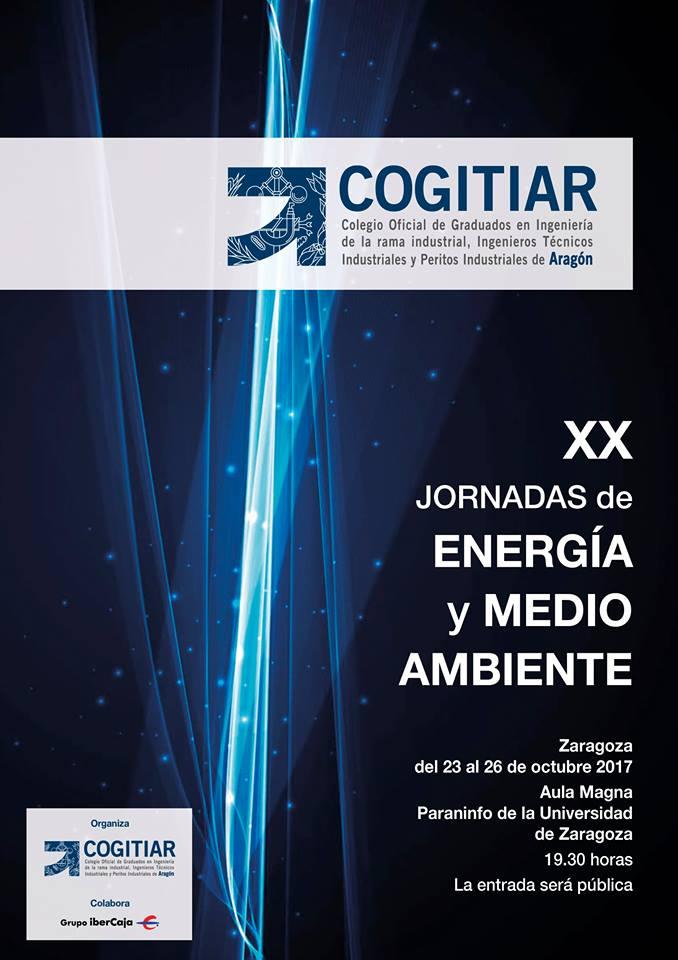 Jornadas energía y MA COGITIAR