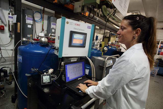 Laboratorio helio ICMA2
