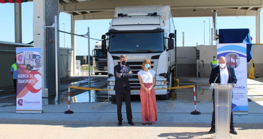 Lavadero de camiones Transverich 2 web