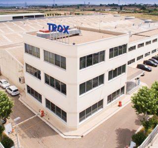 Oficias y Planta TROX España web