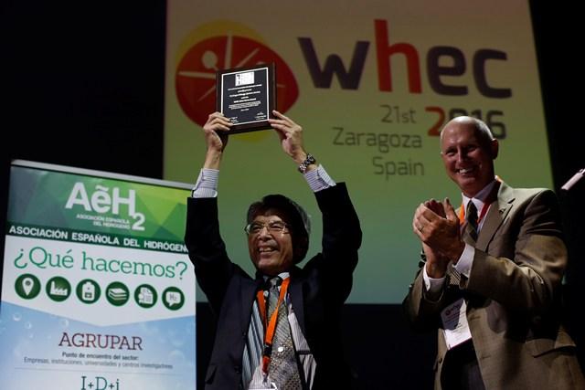 Premios whec