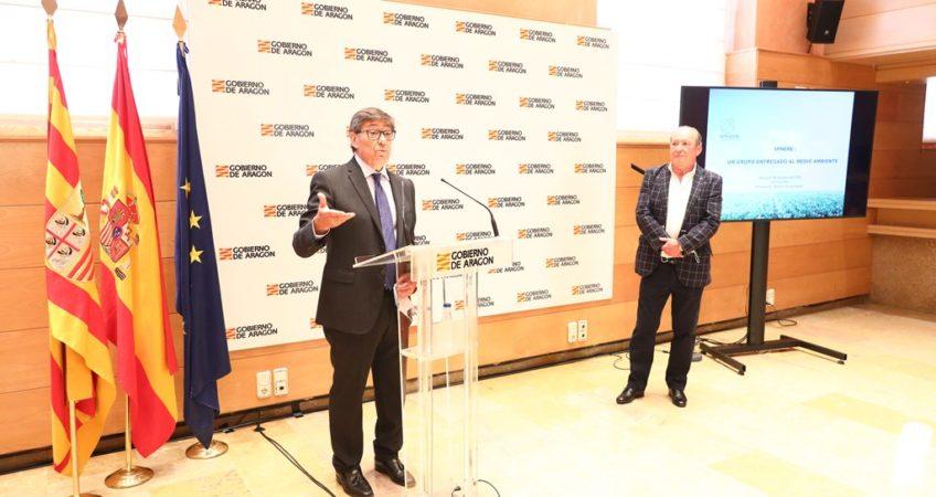 Presentación Nuevo Complejo Sphere Gobierno de Aragón 2 web