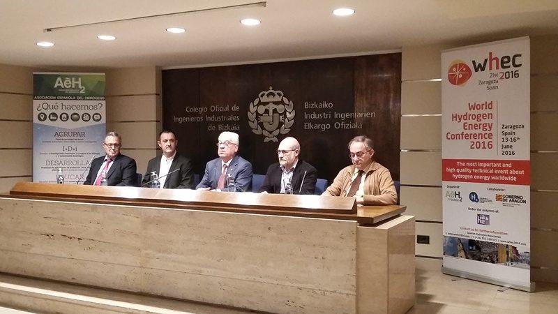 Presentación WHEC Bilbao