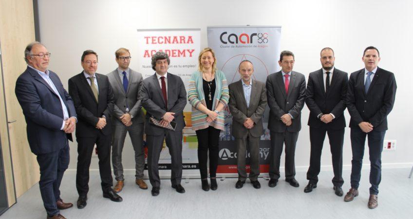 Resultados Proyecto industria 40 Tecnara CAAR