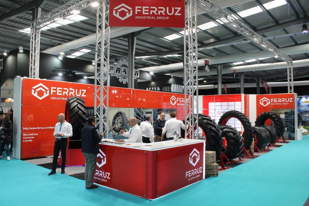 Stand Ferruz FIMA ruedas 2