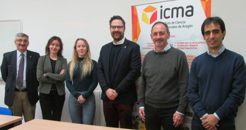 Visita Baterias plomo ICMA 2