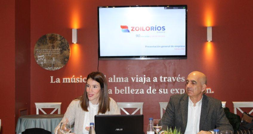Zoilo Ríos 90 aniversario