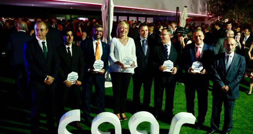 II Premios CAAR noche automoción
