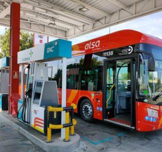 gasinera bus redexis coop taxi Zaragoza web