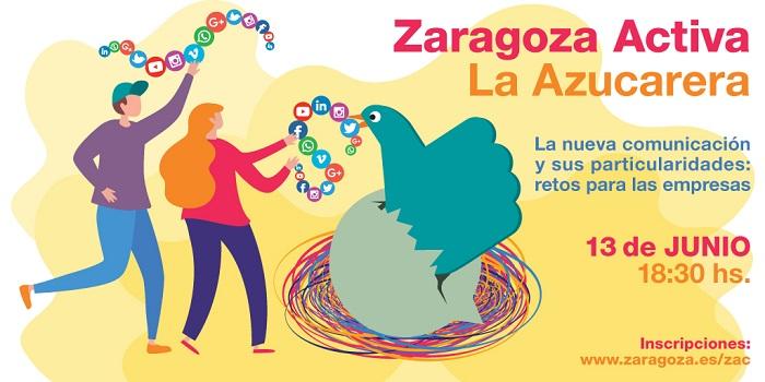 Charla Comunicación Zgz Activa